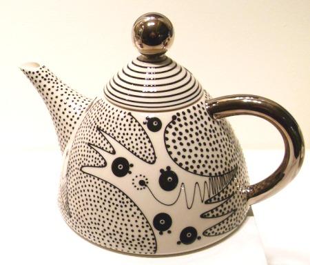 18778 Patterns Teapot 8