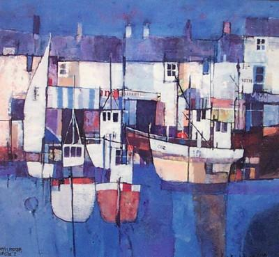 Martin Procter Limited Edition Prints, Marine House