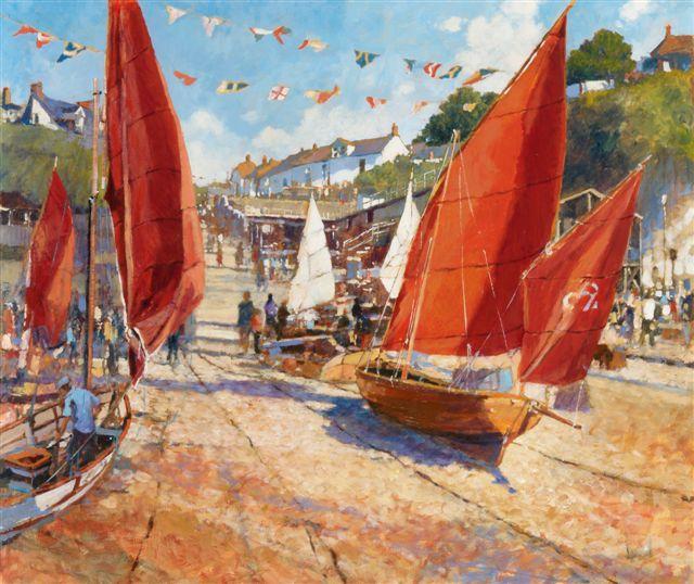 John Hammond Limited Edition Prints, Steam Gallery