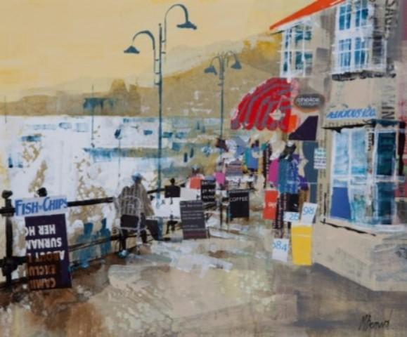 Beach House Cafe Lyme Regis