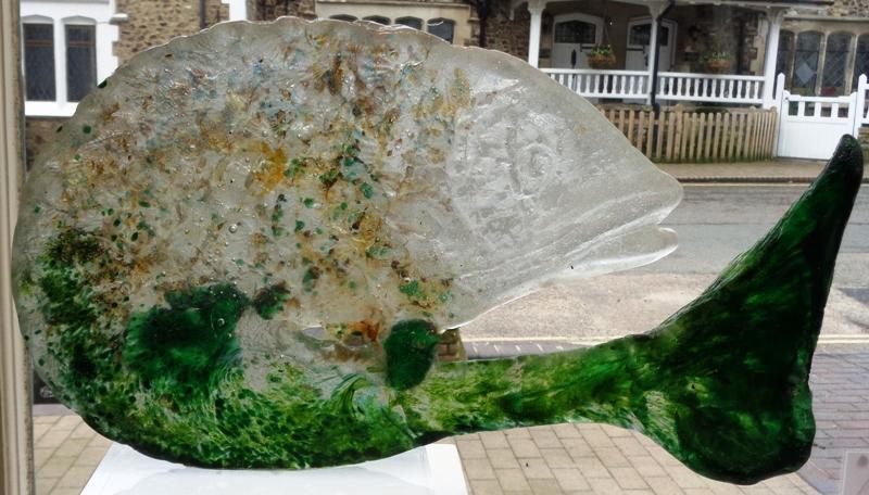 Gail Turbutt Glass,  Marine House