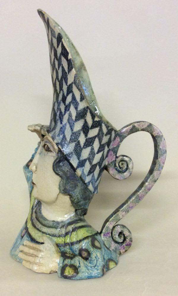 Amanda Popham Inspiration in Clay, 3-16 November