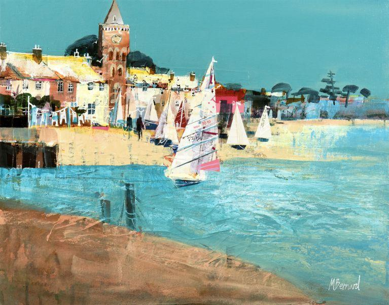 Mike Bernard RI Solo Show 21 Sep-4 Oct