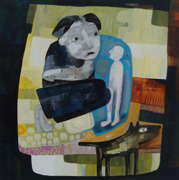 Charlie and Izzie O'Sullivan, Another Page - a mother and daughter collaboration 2nd to 15th November