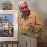 John Hammond - An Exciting Corner of Nice