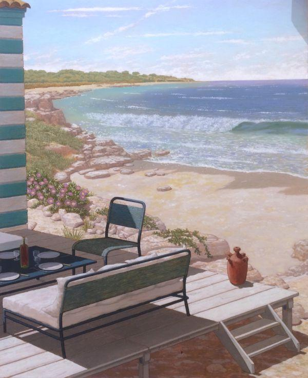 Jean Pierson, Marine House