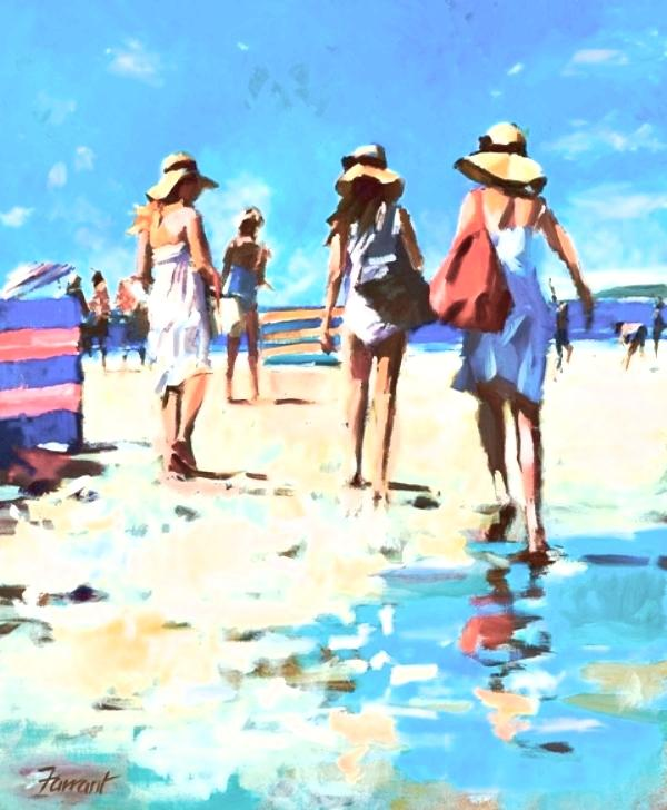 David Farrant Limited Edition Prints, Steam Gallery
