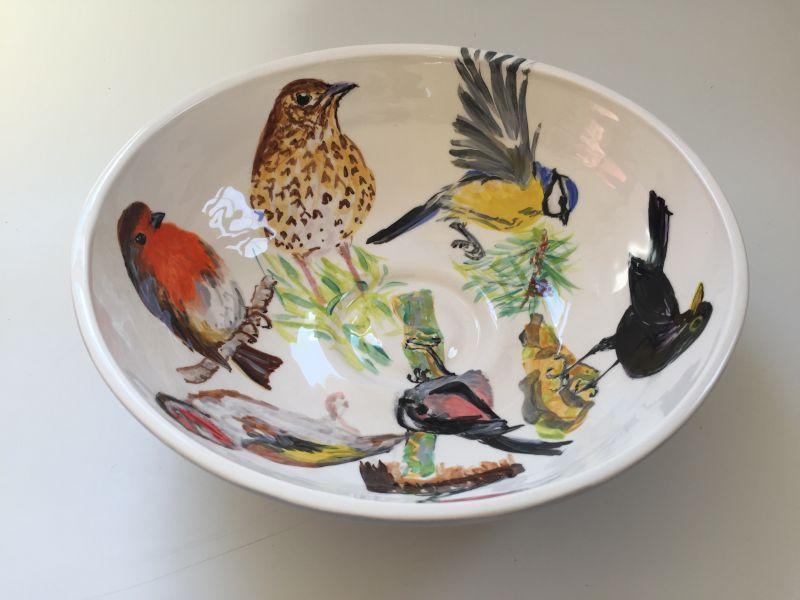 Scarlet Tiger Ceramics,  Steam Gallery