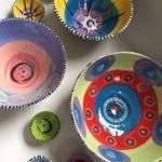 Sundae bowls small and medium dia 7 15 cm 17 45 236