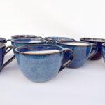Blue breakfast
