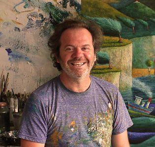 Adrian Sykes for web portrait