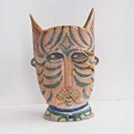 LR 46179 Tiger Mask h 28cm 375