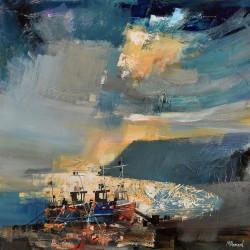 Mike Bernard RI: Essential Mike Bernard – The Artist's Eye – Marine House