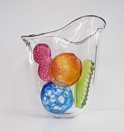 Bob Crooks solo show: Poetry in Glass – Saturday 19 June to Friday 9 July, Steam Gallery